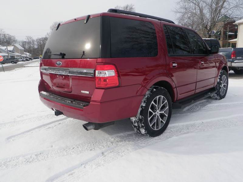 2016 Ford Expedition 4x4 XLT 4dr SUV - Ladoga IN