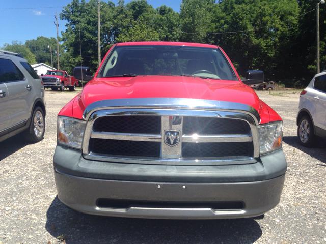 2010 Dodge Ram Pickup 1500 4x4 SLT 4dr Quad Cab 6.3 ft. SB Pickup - Ladoga IN