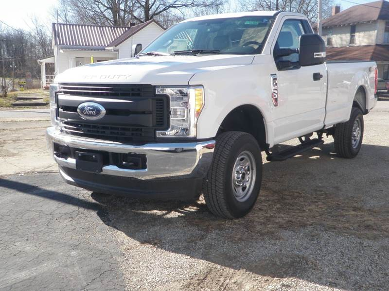 2017 Ford F-250 Super Duty 4x4 XL 2dr Regular Cab 8 ft. LB Pickup - Ladoga IN