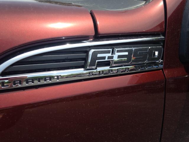 2016 Ford F-350 Super Duty 4x4 Lariat 4dr Crew Cab 8 ft. LB SRW Pickup - Ladoga IN