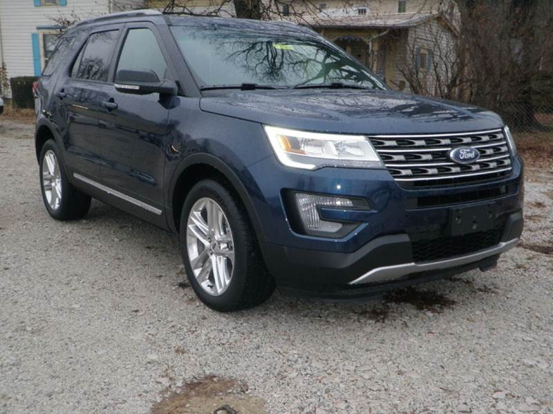 2017 Ford Explorer AWD XLT 4dr SUV - Ladoga IN