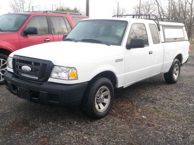 2007 Ford Ranger XL 2dr SuperCab SB - Ladoga IN