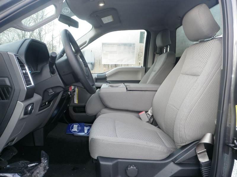 2017 Ford F-250 Super Duty 4x4 XLT 2dr Regular Cab 8 ft. LB Pickup - Ladoga IN