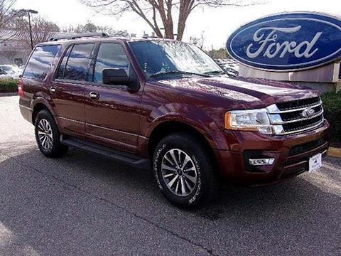 2017 Ford Expedition for sale in Williamsburg, VA