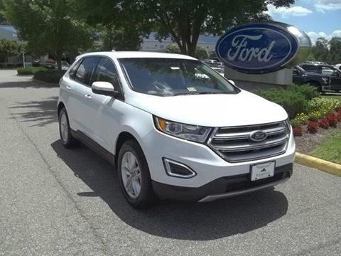 2017 Ford Edge for sale in Williamsburg, VA