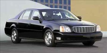 2004 Cadillac DeVille for sale in Williamsburg, VA