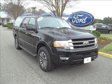 2016 Ford Expedition EL for sale in Williamsburg, VA
