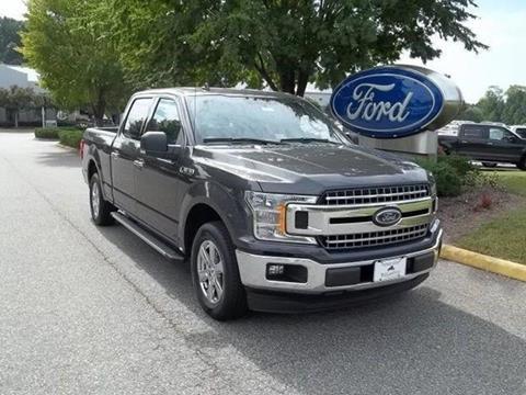 2018 Ford F-150 for sale in Williamsburg VA