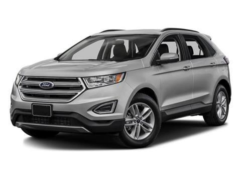 2017 Ford Edge for sale in Williamsburg VA