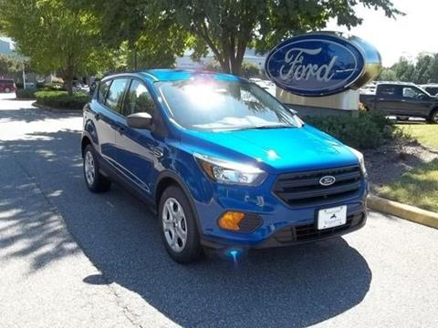 2018 Ford Escape for sale in Williamsburg VA