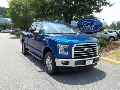 2017 Ford F-150 for sale in Williamsburg, VA