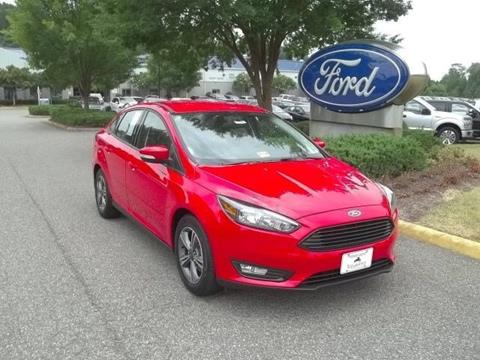 2017 Ford Focus for sale in Williamsburg, VA