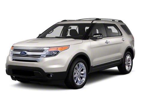 2013 Ford Explorer for sale in Williamsburg VA
