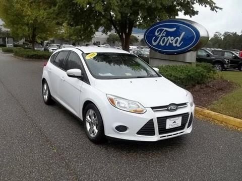 2014 Ford Focus for sale in Williamsburg, VA