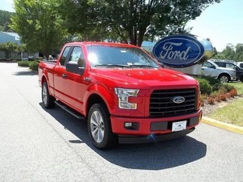 2017 Ford F-150 for sale in Williamsburg VA