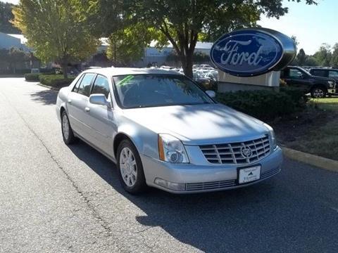2010 Cadillac DTS for sale in Williamsburg VA