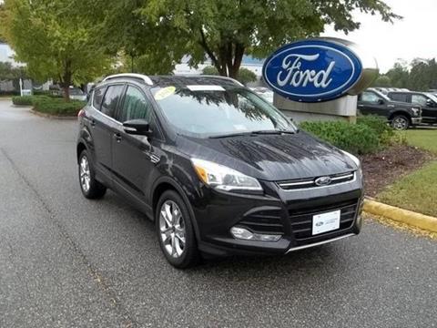 2015 Ford Escape for sale in Williamsburg, VA