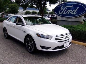 2016 Ford Taurus for sale in Williamsburg, VA