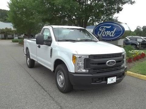 2017 Ford F-250 Super Duty for sale in Williamsburg, VA