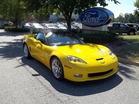 2013 Chevrolet Corvette for sale in Williamsburg, VA