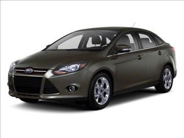 2012 Ford Focus for sale in Williamsburg, VA