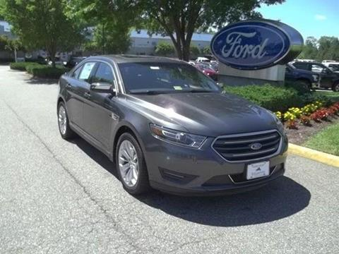 2017 Ford Taurus for sale in Williamsburg VA