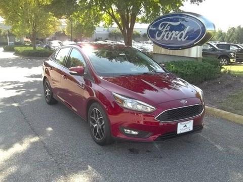 2017 Ford Focus for sale in Williamsburg, VA