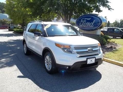 2015 Ford Explorer for sale in Williamsburg, VA
