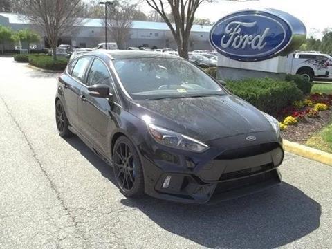 2017 Ford Focus for sale in Williamsburg VA