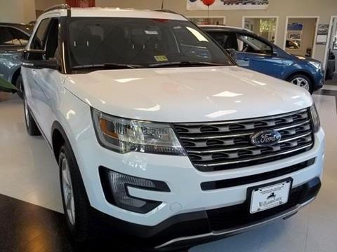 2017 Ford Explorer for sale in Williamsburg VA