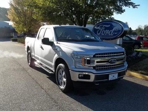 2018 Ford F-150 for sale in Williamsburg, VA