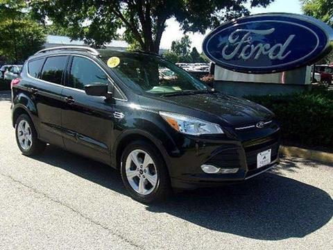 2015 Ford Escape for sale in Williamsburg VA