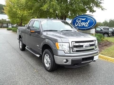 2014 Ford F-150 for sale in Williamsburg, VA