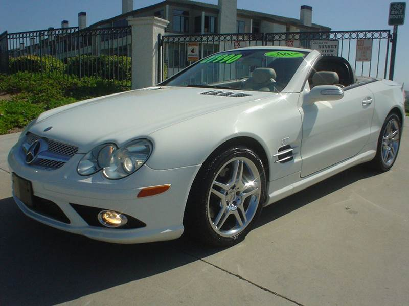 Convertibles for sale in costa mesa ca for Mercedes benz costa mesa