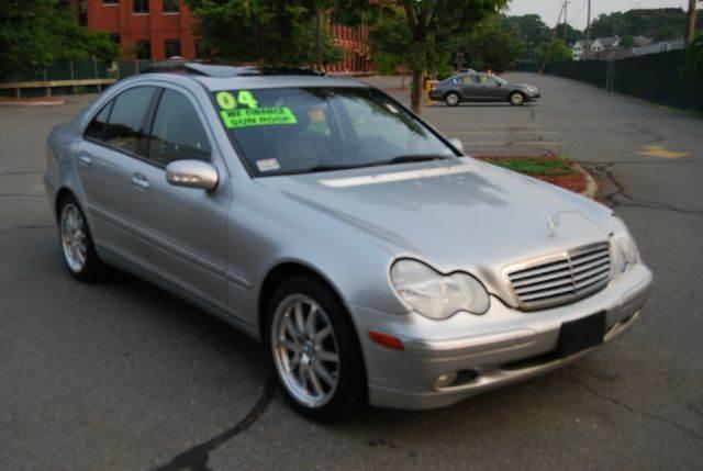 2004 mercedes benz c class c320 4matic awd 4dr sedan in for 2004 mercedes benz c320