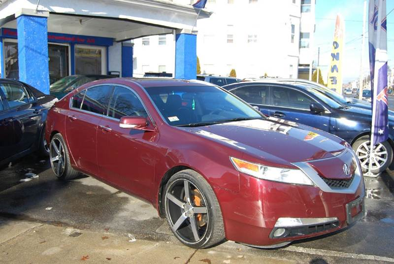 2010 acura tl 4dr sedan w technology package and 18 in. Black Bedroom Furniture Sets. Home Design Ideas