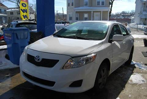 2010 Toyota Corolla for sale in Lawrence, MA
