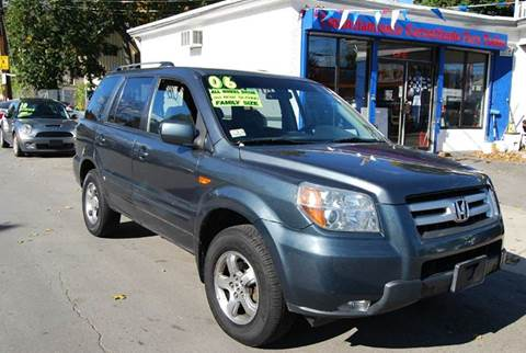2006 Honda Pilot for sale in Lawrence, MA