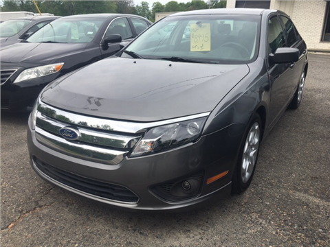 2011 Ford Fusion for sale in Upton, MA