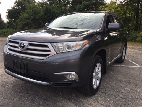 2012 Toyota Highlander for sale in Upton, MA