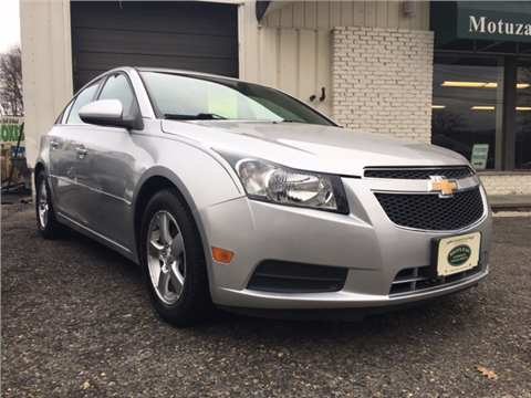 2013 Chevrolet Cruze for sale in Upton, MA