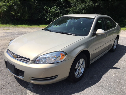 2012 Chevrolet Impala for sale in Upton, MA