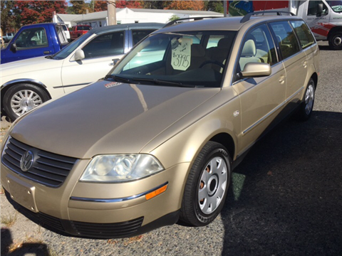 2003 Volkswagen Passat for sale in Upton, MA