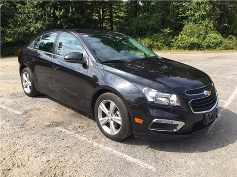 2015 Chevrolet Cruze for sale in Upton, MA