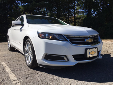 2016 Chevrolet Impala for sale in Upton, MA