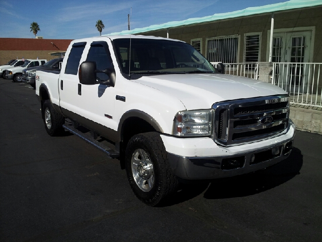 2005 FORD E-350 LARIAT whitegold clean 221156 miles VIN 1FTWW31P15EC21705
