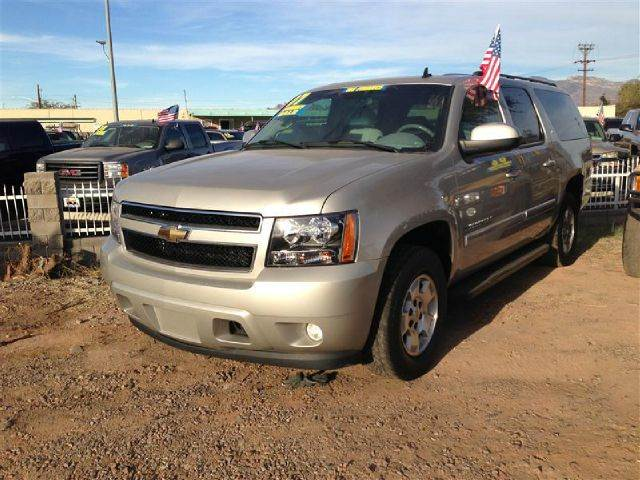 2007 CHEVROLET SUBURBAN LS 1500 2WD beige abs brakesair conditioningalloy wheelsamfm radioant