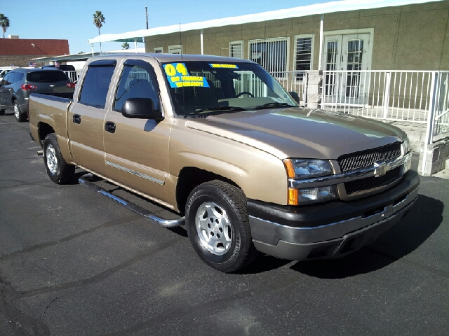 2004 CHEVROLET CK 1500 SERIES LS gold clean air conditioning alarm alloy wheels amfm radio a