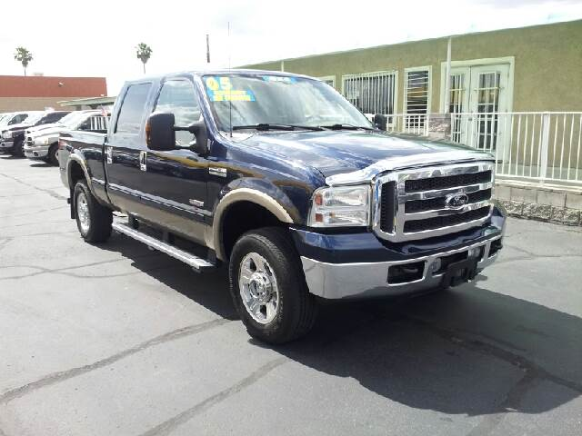 2005 FORD F-250 LARIAT bluegold clean 4x4 off-road package air conditioning alarm system allo