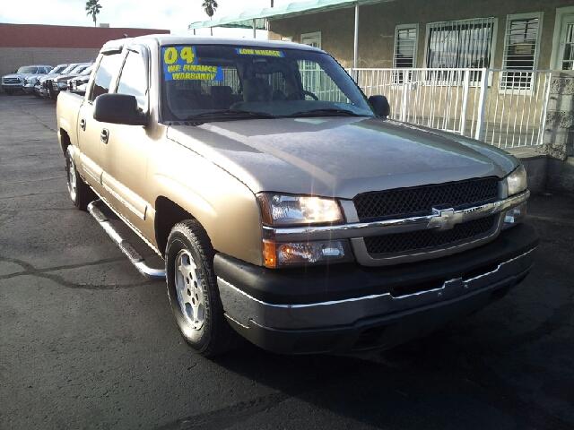 2004 CHEVROLET SILVERADO 1500 LS gold clean 75058 miles VIN 2GCEC13TX41429875
